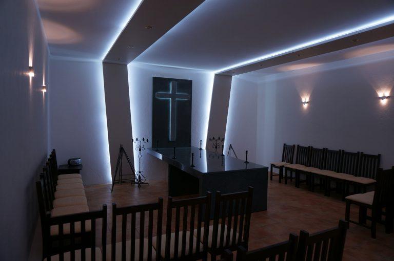 Laidojimo sale Mazeikiuose